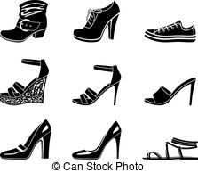 Shoe Vector Clipart EPS Images. 45,069 Shoe clip art vector.