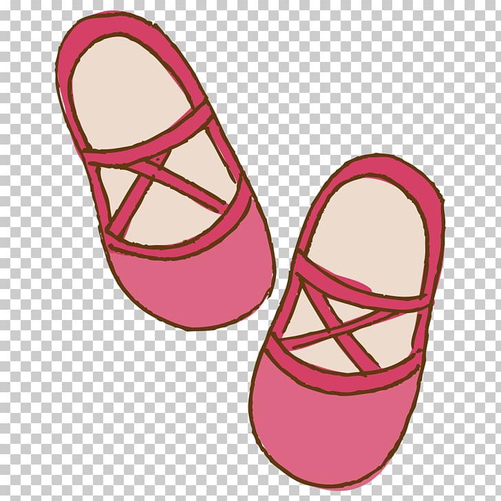 Zapatillas chanclas zapatilla dibujo, zapatos de dibujos.