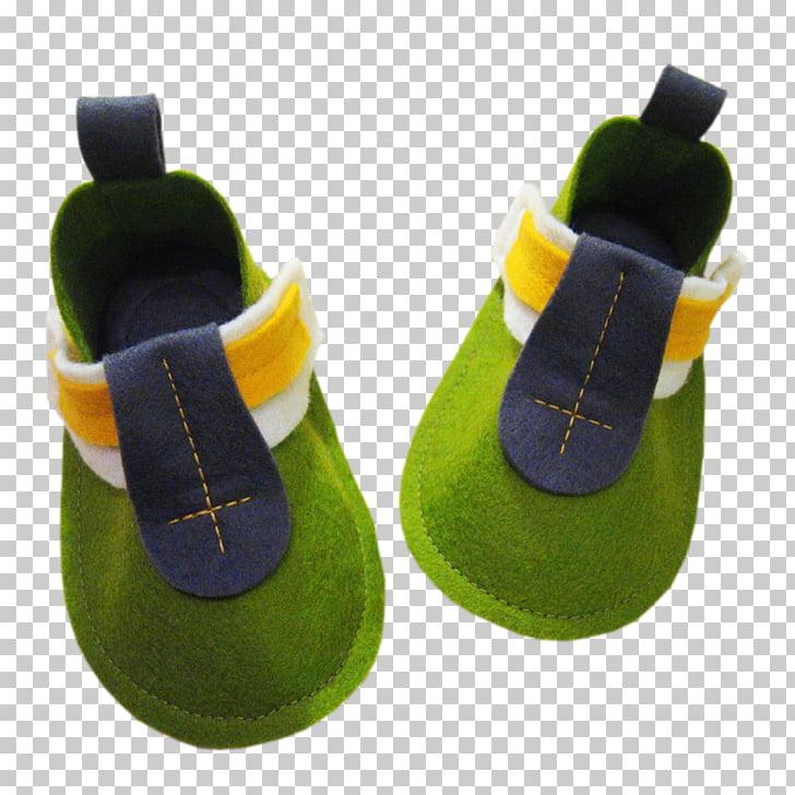 Zapatilla de diseño verde, zapatitos verdes. PNG Clipart.