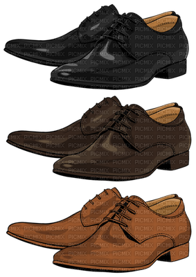 zapato de piel animado clipart Dress shoe Slipper clipart.