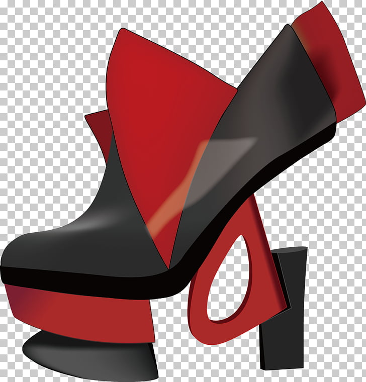 Zapato de tacón alto para mujer, zapatos de mujer.