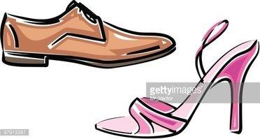 Zapatos clipart 2 » Clipart Portal.