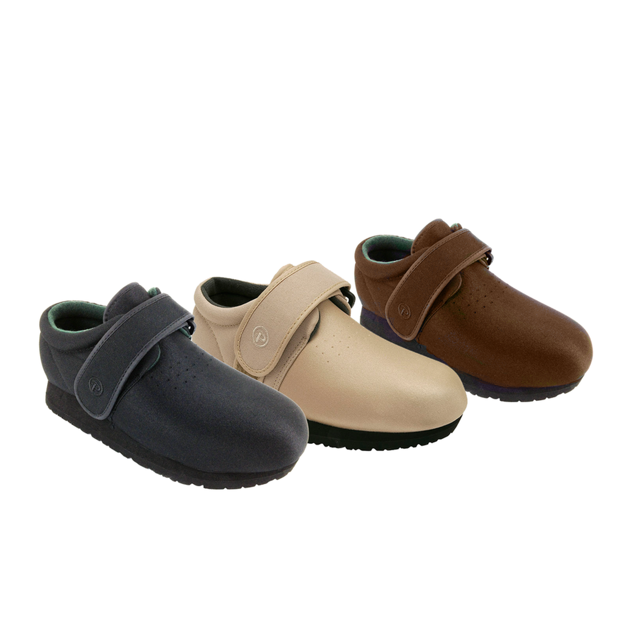 Pedors Clásico Zapatos Ortopédicos Para Diabéticos Y Artritis Para  Diabéticos.