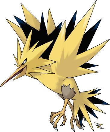 17 Best images about Zapdos on Pinterest.