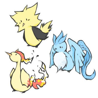 17 best ideas about Articuno Zapdos Moltres on Pinterest.