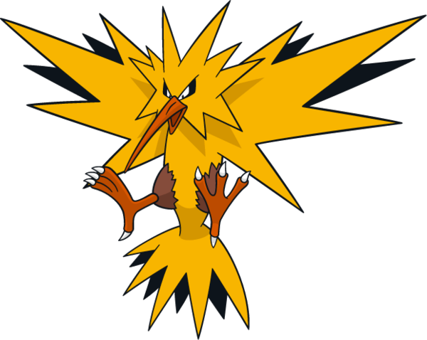 Shiny Zapdos Global Link Art by TrainerParshen on DeviantArt.