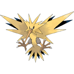Zapdos (Pokémon).