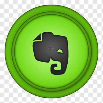 Evernote Green, Zapier, Logo, Symbol free png.
