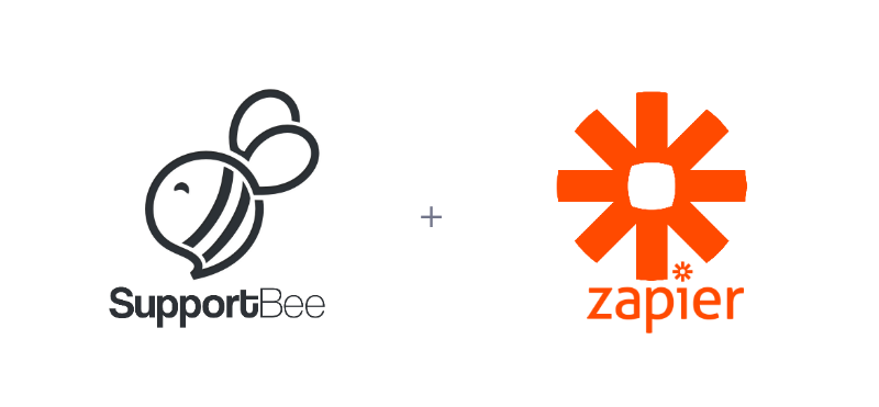 Making SupportBee more powerful with Zapier.