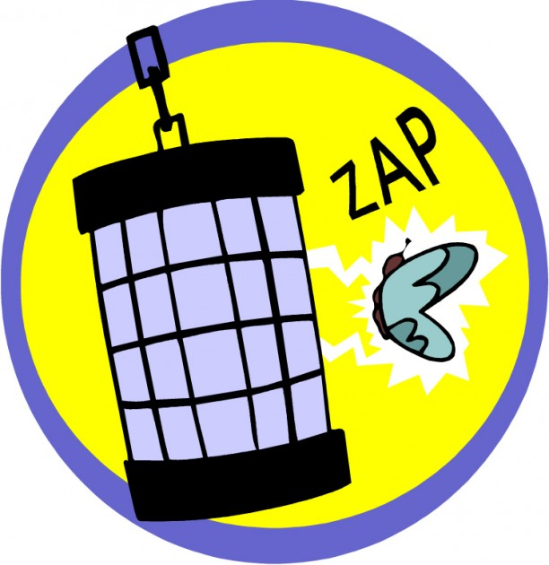 When's the Last Time You Cleaned Your Bug Zapper?.