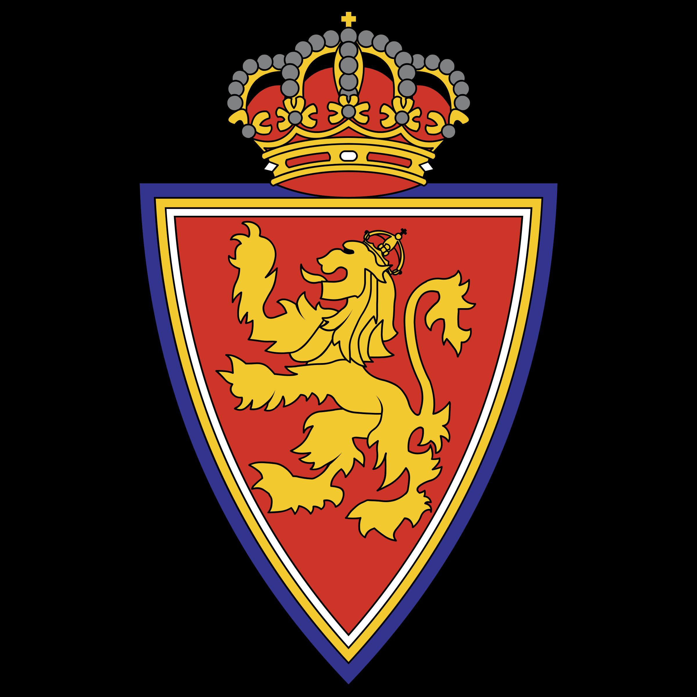 Real Zaragoza Logo PNG Transparent & SVG Vector.