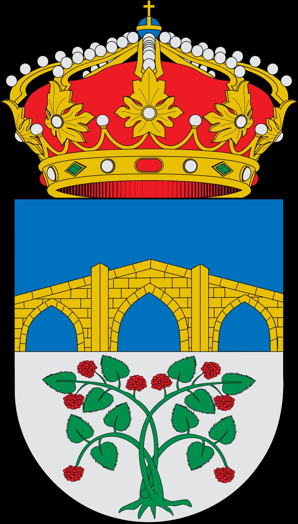 File:Escudo de La Zarza de Pumareda.svg.