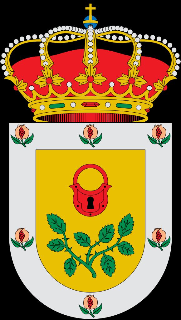 File:Escudo de Zarza de Granadilla (Cáceres).svg.