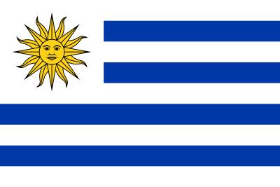 Zastava Urugvaja.