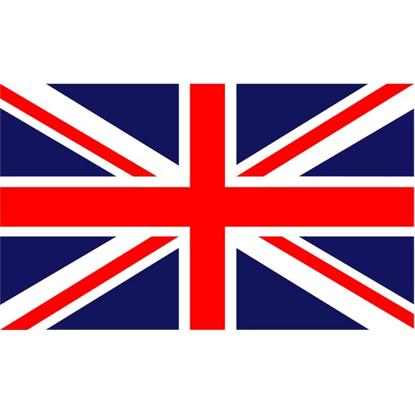 Great Britain National Flag EMAGE.
