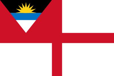 Zastava Antigve i Barbude.