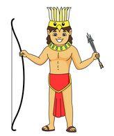 Free Aztec Clipart.