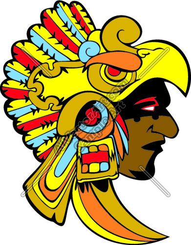 Aztec Clipart.
