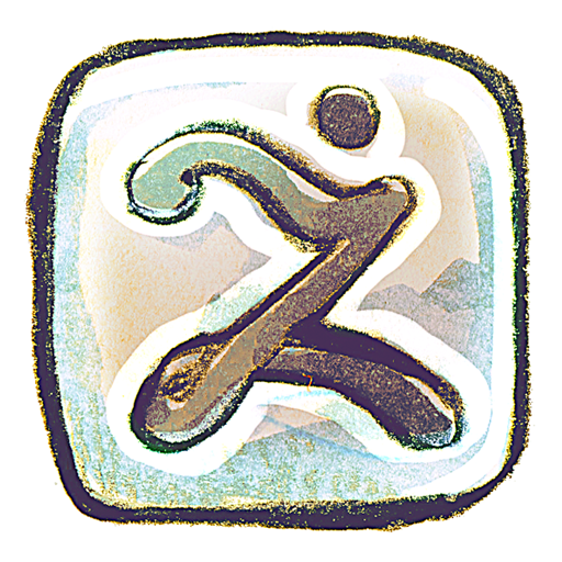 Crayon ZBrush Icon, PNG ClipArt Image.
