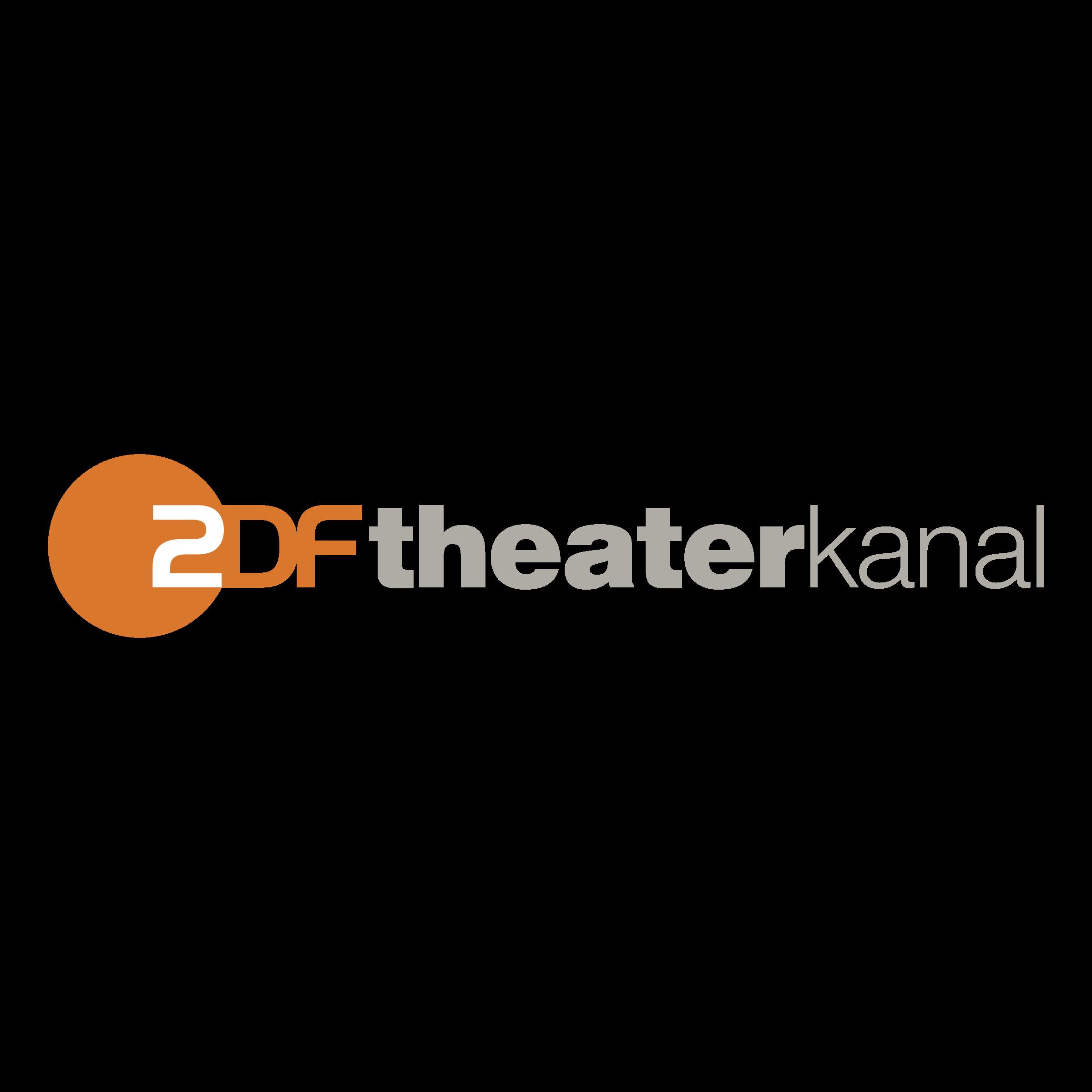 ZDF TheaterKanal Logo PNG Transparent & SVG Vector.