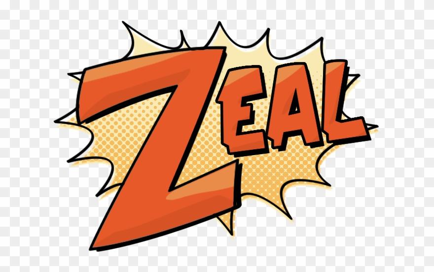 Zeal Clipart (#3249969).