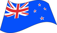 Free New Zealand Pictures Maps Flags.