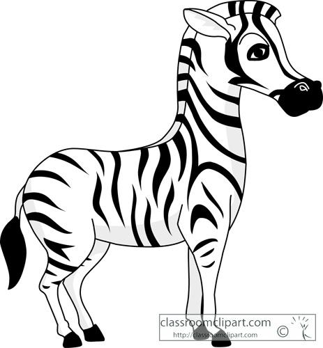 Zebra clipart zebraclipart zebra animals clip art 2.