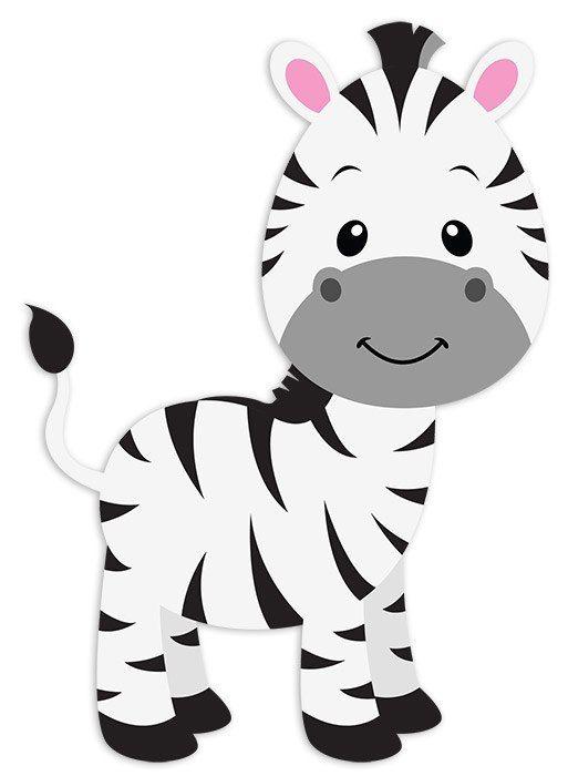 Ilmu Pengetahuan 2: Baby Zebra Clipart.