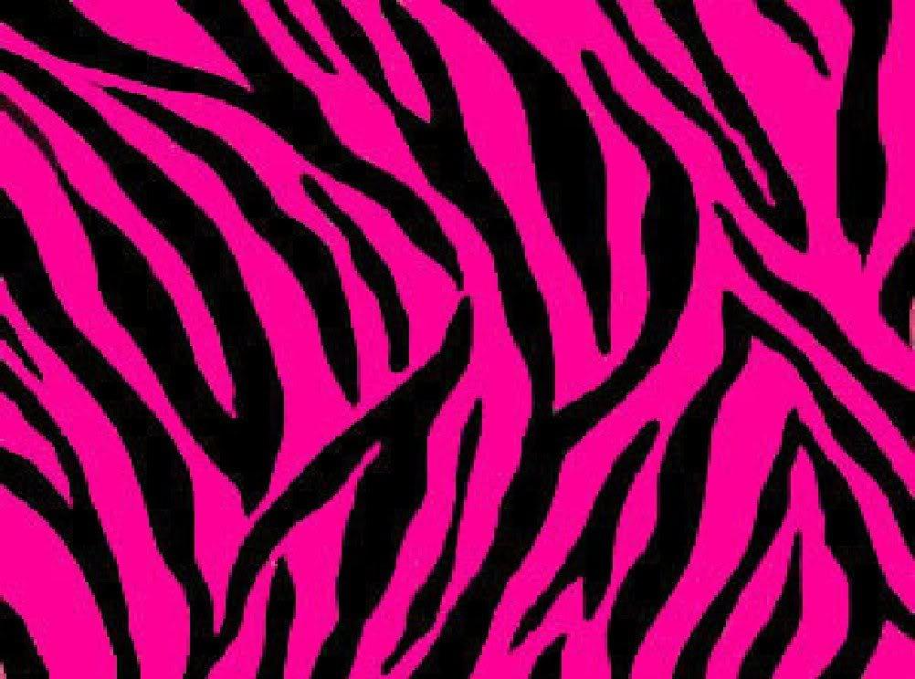 Pink And Black Zebra Print 28 High Resolution Wallpaper.
