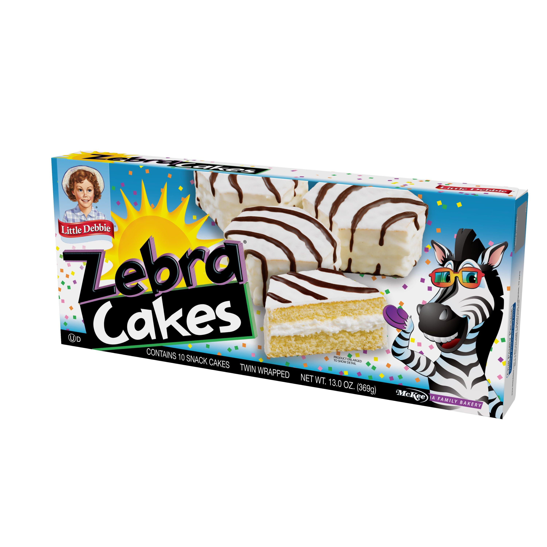 Little Debbie Zebra Cakes, 13 oz.