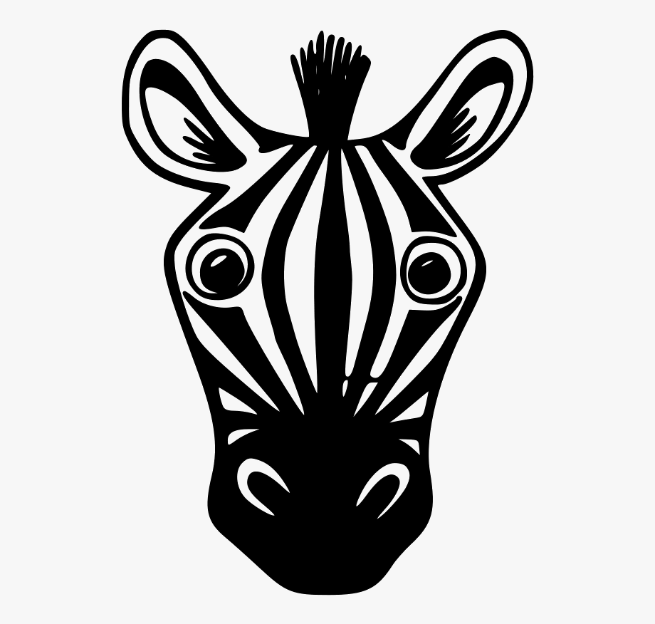 How To Draw A Zebra Face Step By Step Choice Image.