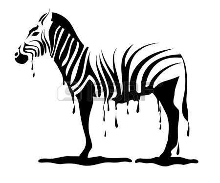 4,051 Color Zebra Stock Vector Illustration And Royalty Free Color.