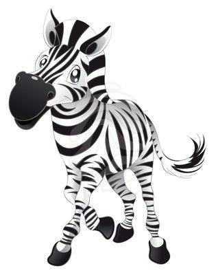 Free Clipart Zebra.