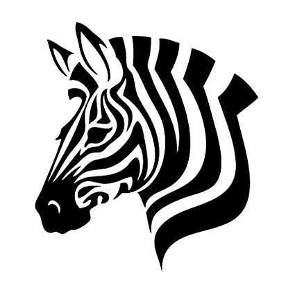 Amazon.com: Leon Online Box Zebra Head.