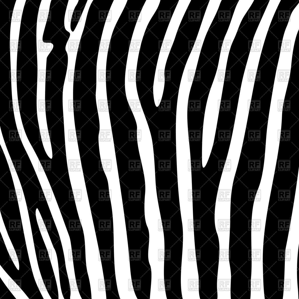 Black and white zebra striped background Stock Vector Image.