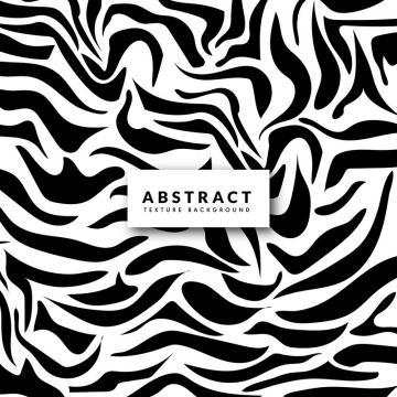 Zebra Pattern PNG Images.