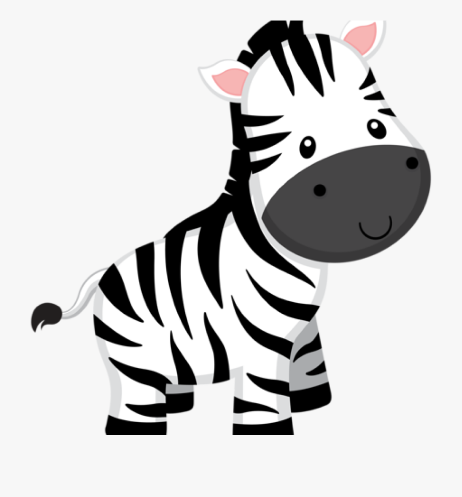Awesome Download Baby Zebra Clipart Ba Zebra Clipart.