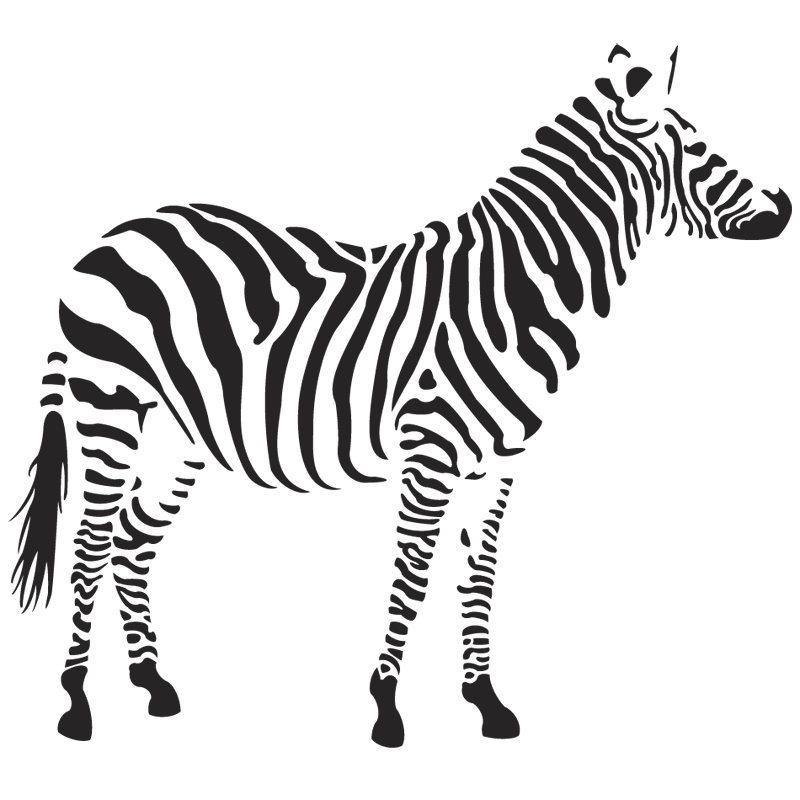 Zebra PNG images free download.
