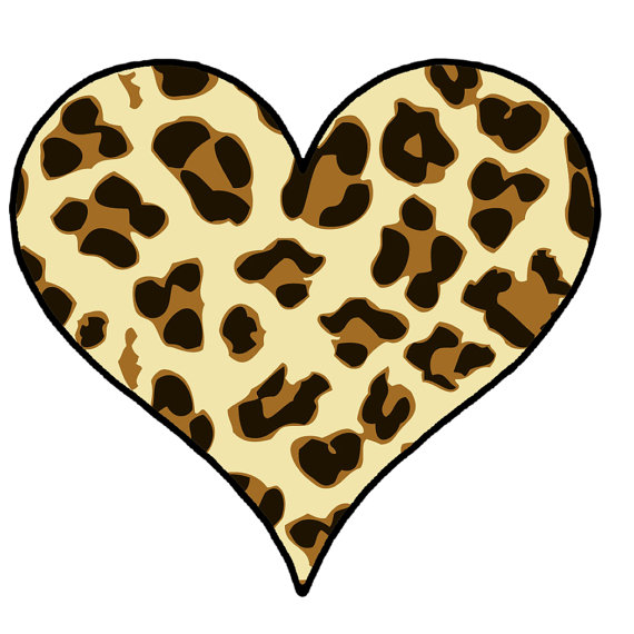 Free Cheetah Heart Cliparts, Download Free Clip Art, Free.