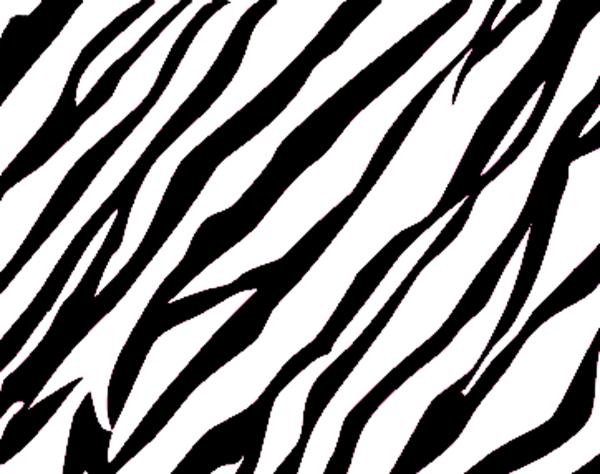 Zebra Print Clipart Free Download Clip Art.
