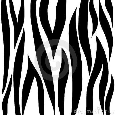 Zebra stripes clipart free.