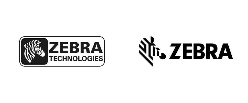 Brand New: New Logo for Zebra by Ogilvy 485.