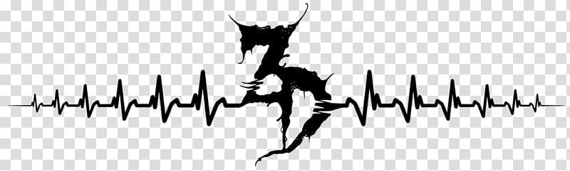 Zeds Dead Music Art Line of Sight Napster, tattoo logo.