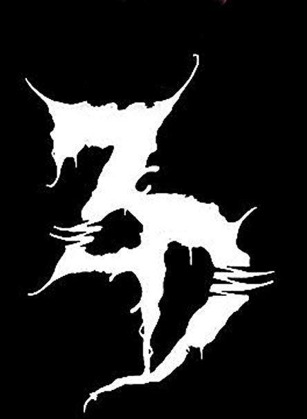 CCI Zeds Dead Logo EDM DJ Logo Decal Vinyl Sticker.