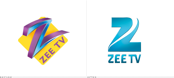 Brand New: Zee TV Sees Swooshes.