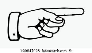 Hand zeigefinger clipart 4 » Clipart Station.