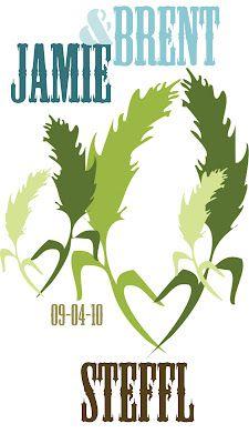 sea plant studies, silkscreen poster.