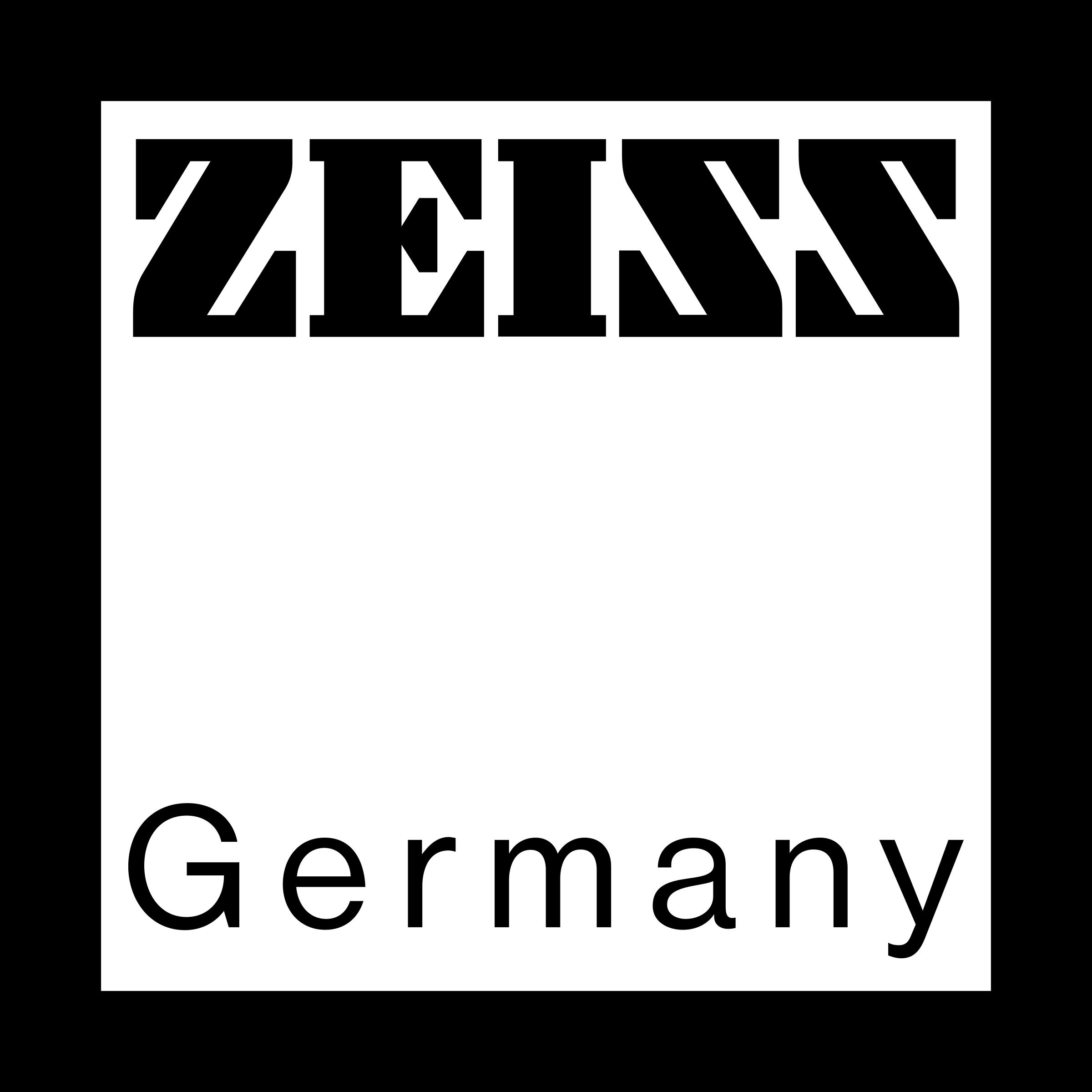 Zeiss Logo PNG Transparent & SVG Vector.