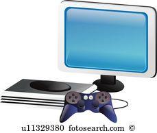 Monitor Clipart EPS Bilder. 59.081 monitor Clip Art Vektor.