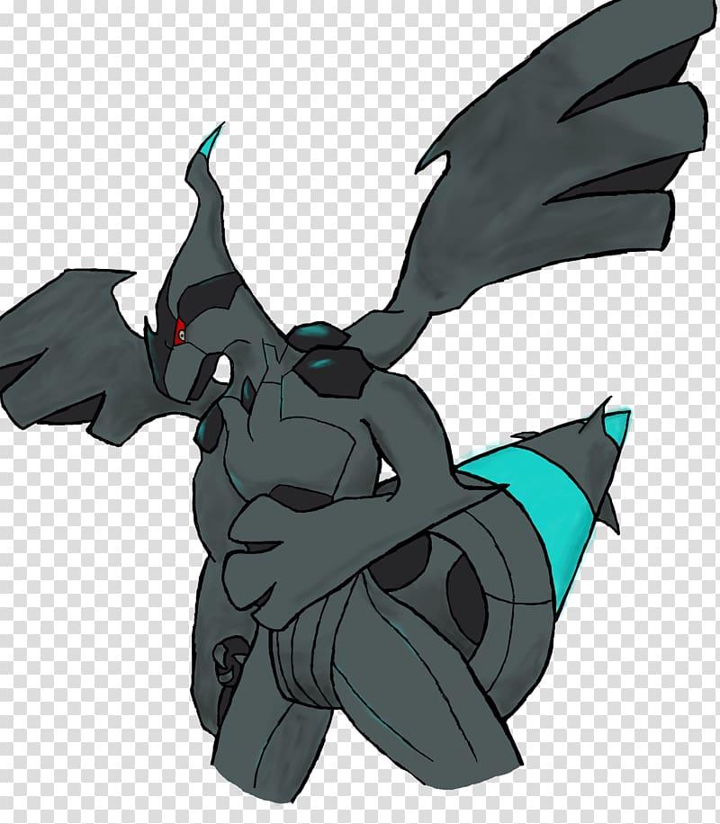 Zekrom Reshiram Pokémon Love , others transparent background.
